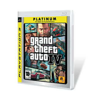 Grand Theft Auto IV Platinum