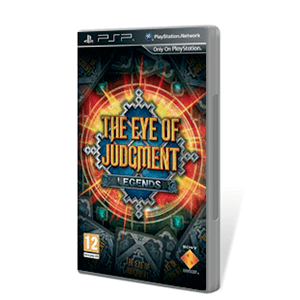 Eye of Judgment Legends