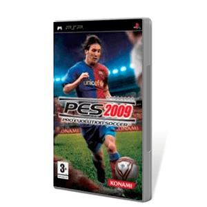 Pro Evolution Soccer 2009 (Platinum)