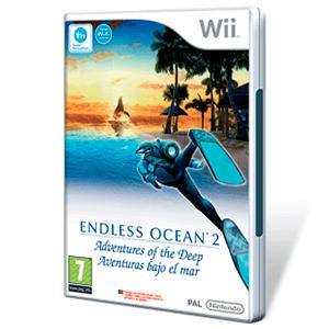 Endless Ocean 2: Aventuras bajo el mar
