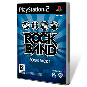 Rock Band Pack de Canciones
