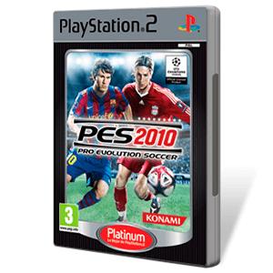 Pro Evolution Soccer 2010 Platinum