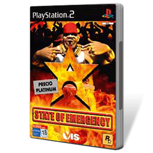 State Of Emergency (Precio Platinum)