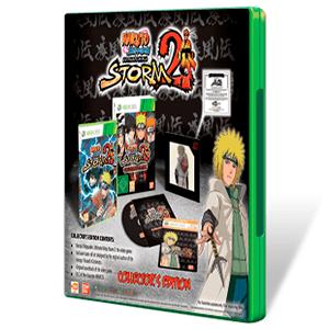 Naruto Shippuden U. Ninja Storm 2 (Collector)