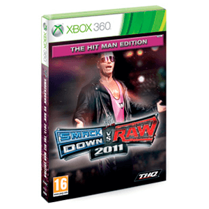 WWE Smackdown vs Raw 2011 Hit Man Edition [D]