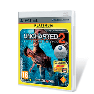 Uncharted 2 Platinum