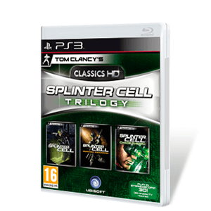 Splinter Cell: Trilogy HD