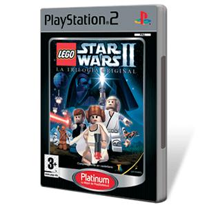 Lego Star Wars: La Trilogía Original (Platinum)