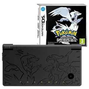 Nintendo DSI Negra (E.Limitada) + Pok. Ed. Negra