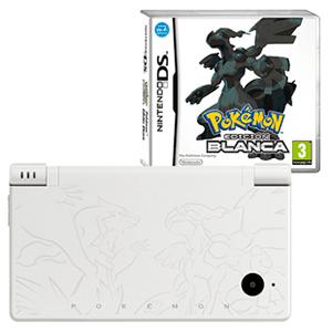 Nintendo DSi Blanca Limitada Pokemon