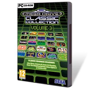 Sega Mega Drive Classic Collection Vol.3