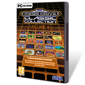 Sega Mega Drive Classic Collection Vol.4