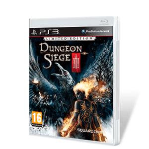 Dungeon Siege 3 Edición Limitada