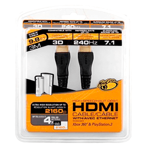 Cable HDMi Universal 1,4 3D Ready Madcatz