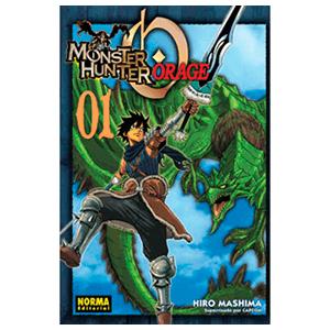 Monster Hunter Orage 1 + Caja