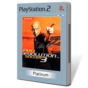 Pro Evolution Soccer 3 (Platinum)