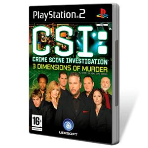 CSI Las 3 Dimensiones del Asesinato