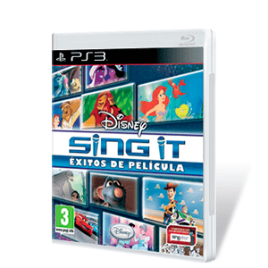 Disney Sing It Exitos de Pelicula