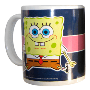 Taza Bob Esponja - Faces