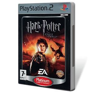 Harry Potter y el Cáliz de Fuego (Platinum)