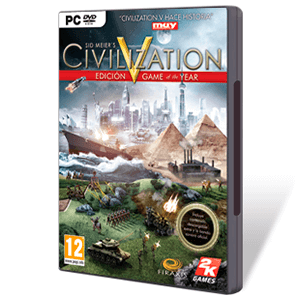 Sid Meiers Civilization V GOTY