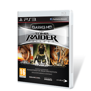 Tomb Raider: Trilogy