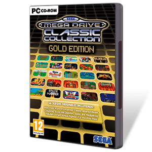 Sega Mega Drive Collection Gold