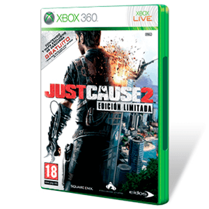 Just Cause 2 (Edición Limitada)
