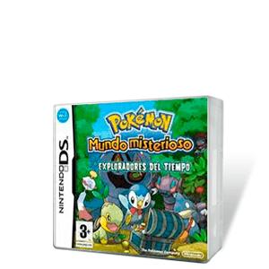 Pokemon Mundo Misterioso: Exploradores del Tiempo