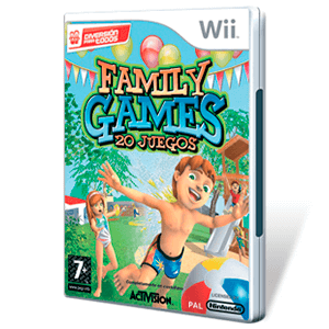 Family games: diversión en familia