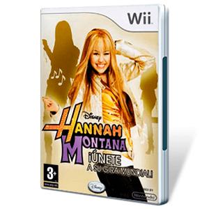 Hannah Montana: Unete a su Gira Mundial