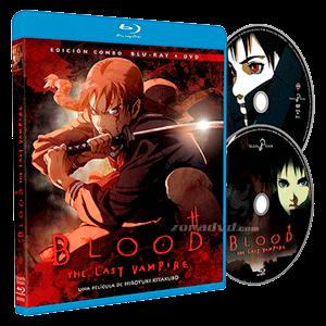 Blood The Last Vampire BD + DVD