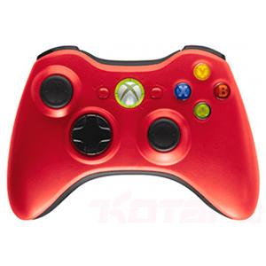 Controller Inalambrico Microsoft Rojo