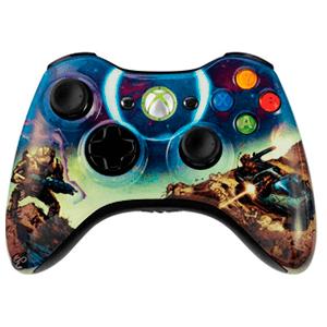 Controller Inalambrico Microsoft Halo 3 Spartan