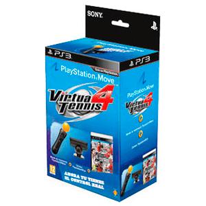 Virtua Tennis 4 + Starter Pack Move