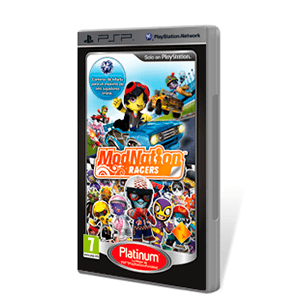 Modnation Racers Platinum