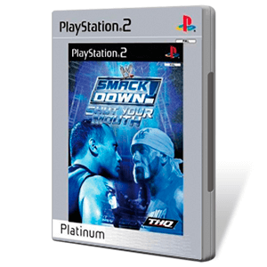 WWE Smackdown! 4 Shout Your Mouth (Platinum)