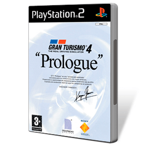 Gran Turismo 4 Prologue + Making of (Ed. Limitada)