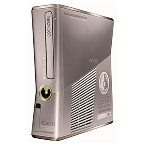 Xbox 360 250Gb Halo Reach