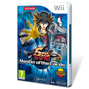 Yu-Gi-Oh! 5Ds Master of the Cards