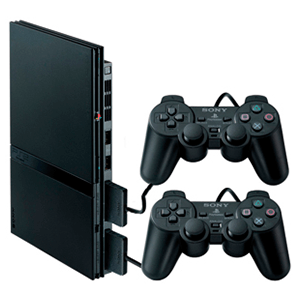 Playstation 2 Two + DualShock 2