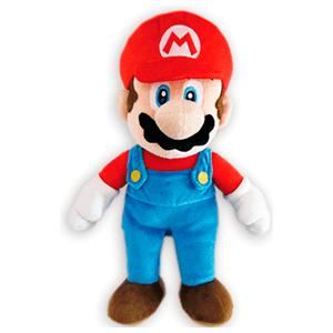 Peluche Mario 24cm