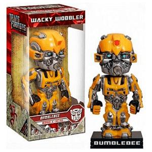 Figura Cabezon Transformers: Bumblebee