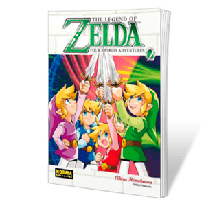The Legend of Zelda 9: Four Swords Adventures 2