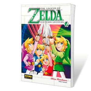 The Legend of Zelda 9: Four Swords Adventures 2