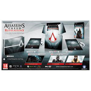 Assassin's Creed: Revelations Edicion Coleccionista