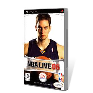 NBA Live 06 (Nuevo Precio)