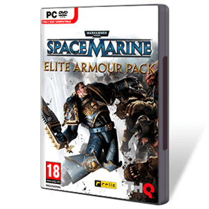 Warhammer 40.000: Space Marine Elite Armour Pack