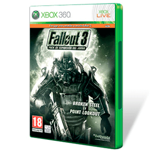Fallout 3: Broken Steel & point Lockout