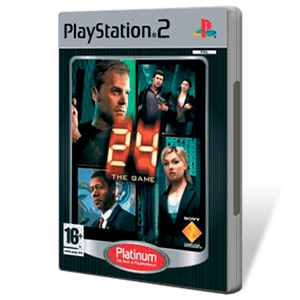 24: The Game (Platinum)